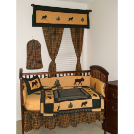 Crib set Alpine Cedar Trail