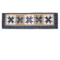 Curtain Valance Blazing Stars