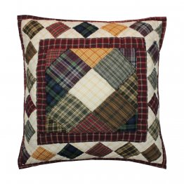 Toss Pillow Rustic Ambers